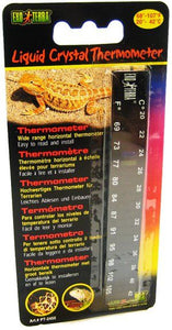 Exo-Terra Liquid Crystal Wide Range Thermometer