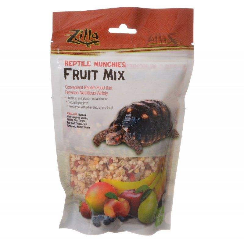 Zilla Reptile Munchies - Fruit Mix