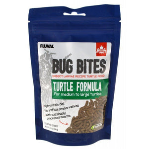 Fluval Bug Bites Turtle Formula Floating Sticks