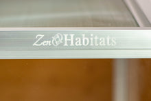 Load image into Gallery viewer, 2'x2'x2' PVC Panel Reptile Enclosure by Zen Habitats