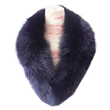 Load image into Gallery viewer, Gegefur 2018 Hot New Popular Genuine Real Fox Fur Collar Scarf Big Fur Collar