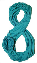 Load image into Gallery viewer, WAYPOINT GOODS Travel Scarf // Infinity Scarf w/Secret Hidden Zipper Pocket