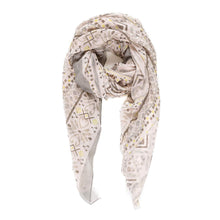 Load image into Gallery viewer, Scarf for Women Lightweight Geometric Fashion Fall Winter Scarves Shawl Wraps