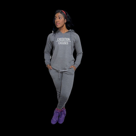 Women's Fleece Collection- Execution Hoodie
