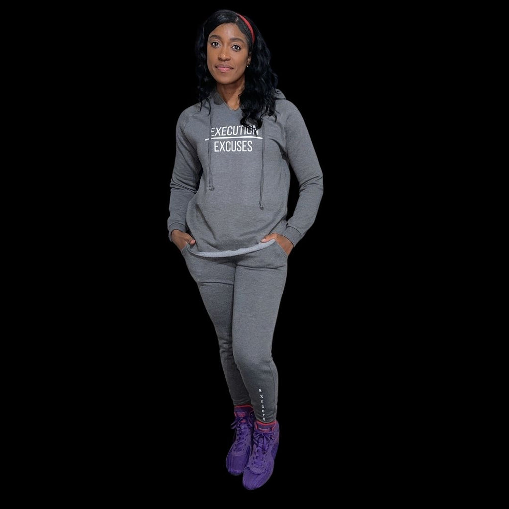 Women's Fleece Collection- EXECUTE Joggers