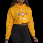 BA Barbell Hoodie Cropped ( only S left)