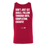 (Unisex) EXECUTE Tank - double sided