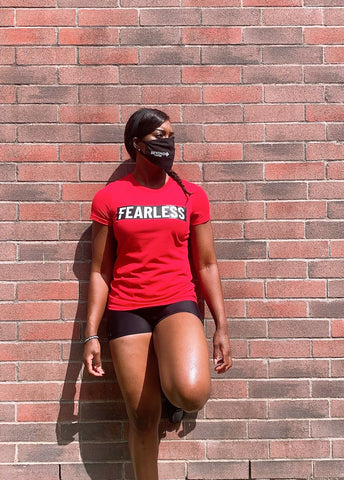 (Unisex) Fearless Tee *Limited Edition