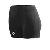 Women's Compression Training Shorts