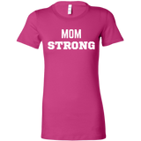 MOM STRONG Tee (double sided)
