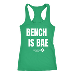 Women's BENCH IS BAE Tank