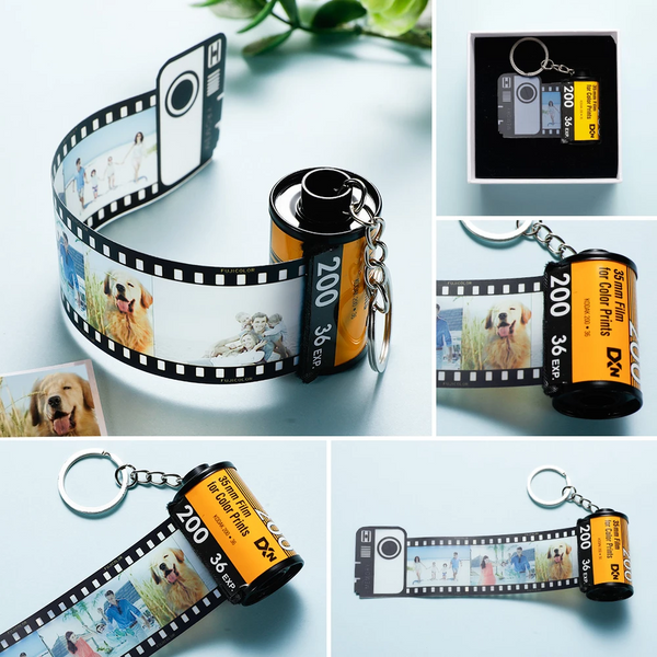 20 Photos Custom Photo keychain Creative romantic customize gifts for lovers
