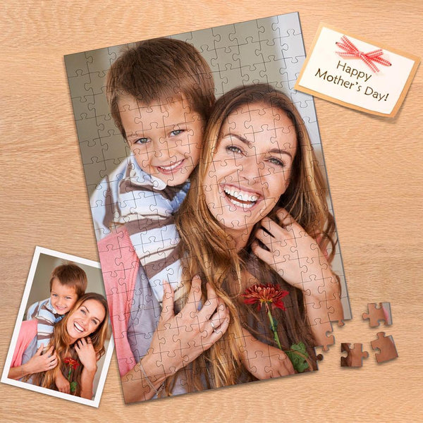 Mother's Day Gift Custom Photo Jigsaw Puzzle Gifts- 35-1000 piece