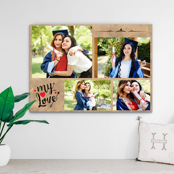 Custom Photo Print - Class of 2020 Graduation gift ideas