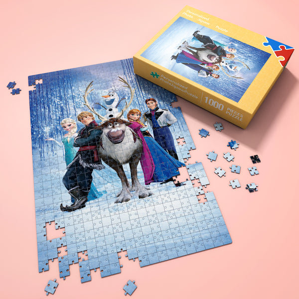 Wonderful Gift - Jigsaw Puzzle Disney Funny Story 35-1000 pcs