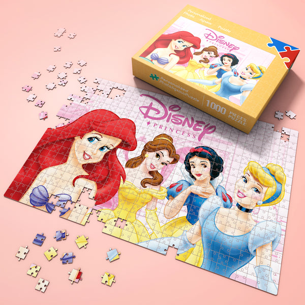 Wonderful Gift - Jigsaw Puzzle Disney Princess Story 35-1000 pcs