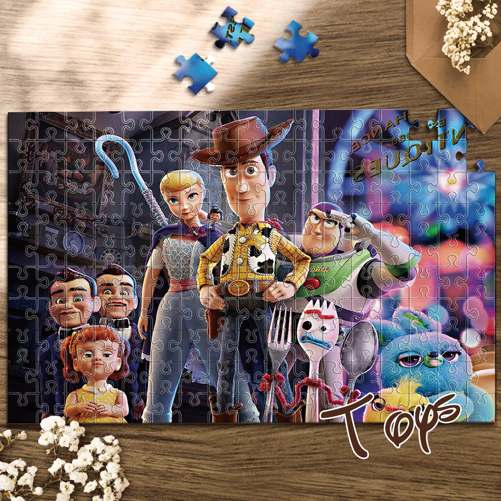 Wonderful Gift - Jigsaw Puzzle Disney Toys 35-1000 pcs