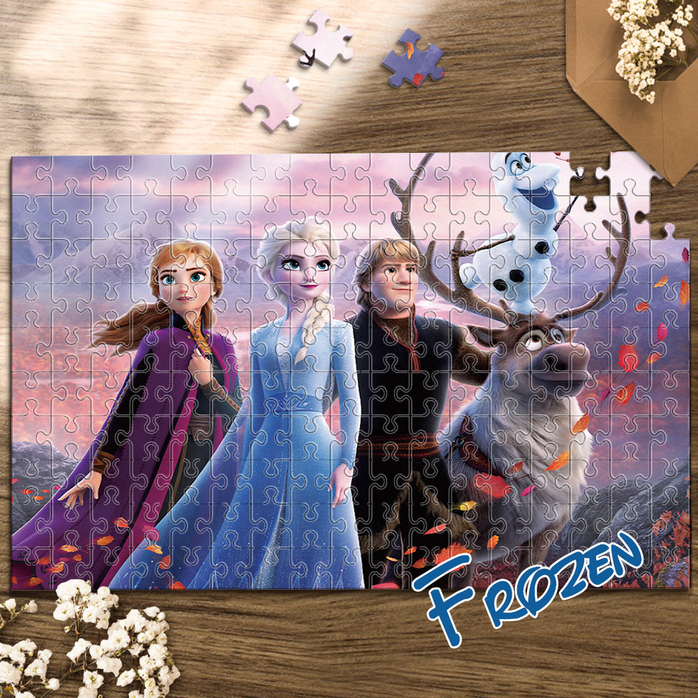 Wonderful Gift - Jigsaw Puzzle Disney Frozen 35-1000 pcs