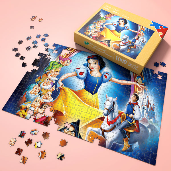 Wonderful Gift - Jigsaw Puzzle Disney Snow White 35-1000 pcs