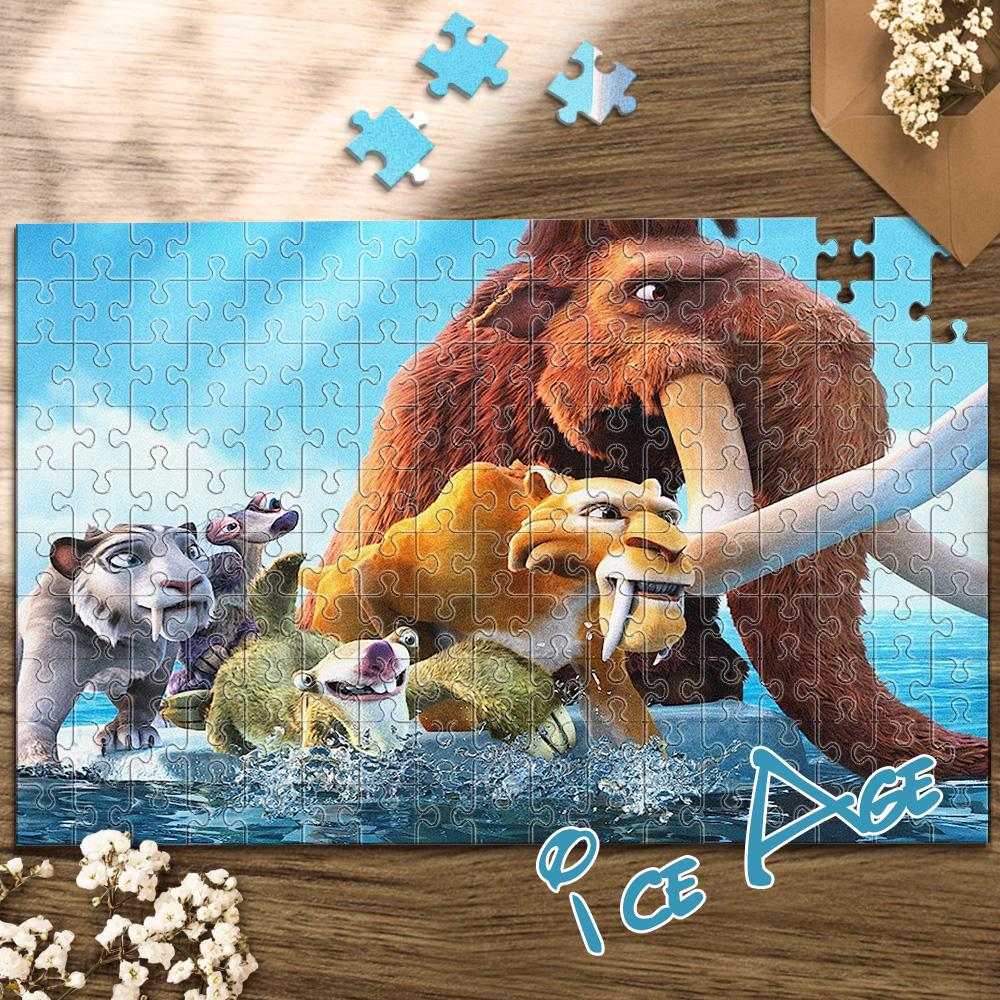 Wonderful Gift - Jigsaw Puzzle Disney Ice Age 35-1000 pcs
