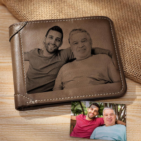 Custom Photo Wallet | Personalized Family Wallet