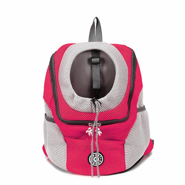 Pet Carrier Pet Bag Rose Red