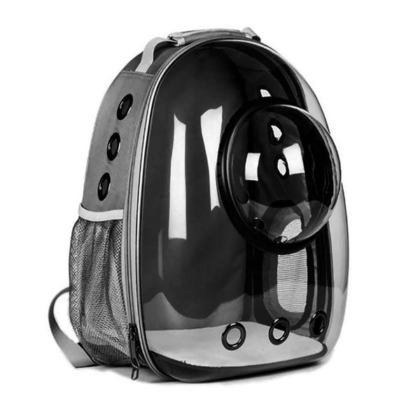 Pet Carrier Backpack Pet Bag Black