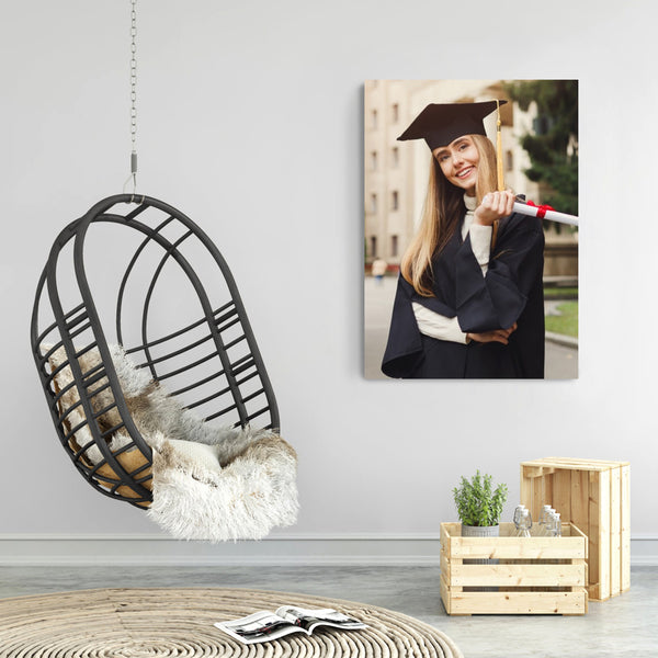 Custom Canvas Wall Decor Painting - Best Gift Idea With Your Photo