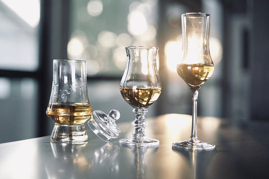 Does My Whisky Glass Really Matter?