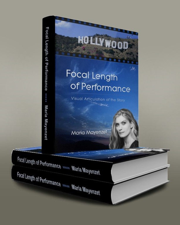 Focal Length of Performance, by Maria Mayenzet