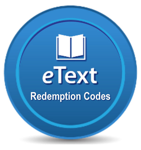 Redemption Codes for Campus Bookstore E-Text Resale (10 per pack)