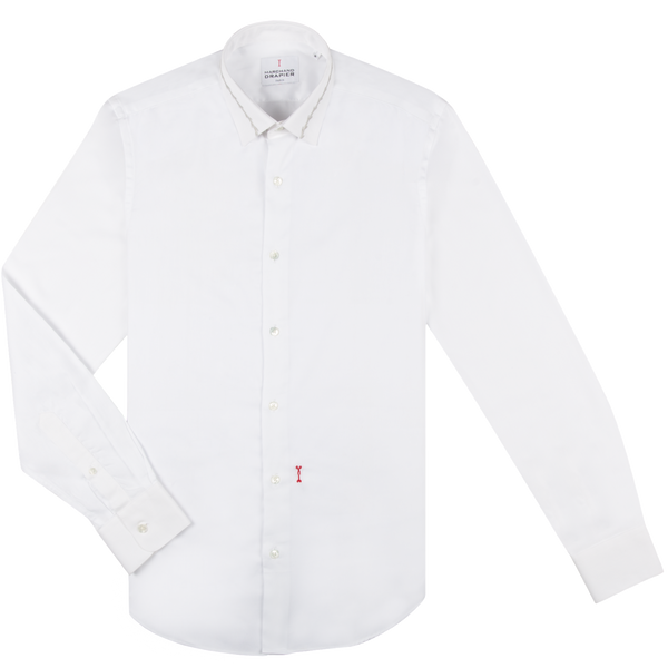 CHEMISE MAHE BLANCHE
