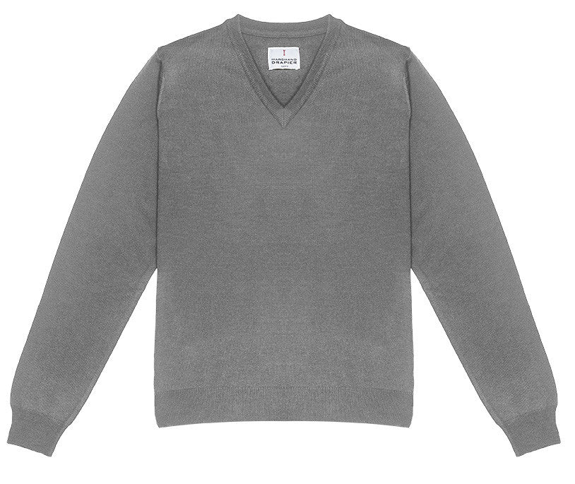 Pull Valmont Gris