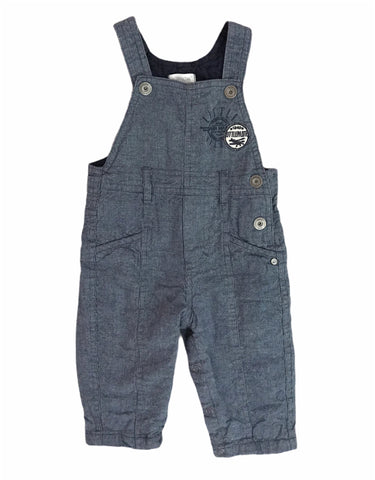 DUNGAREES - ABSORBA - 6 MONTHS