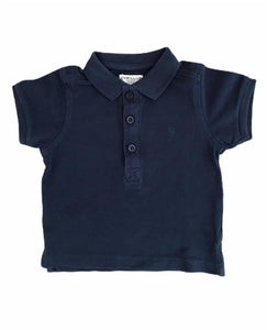POLO SHIRT - CYRILLUS - 12 MONTHS