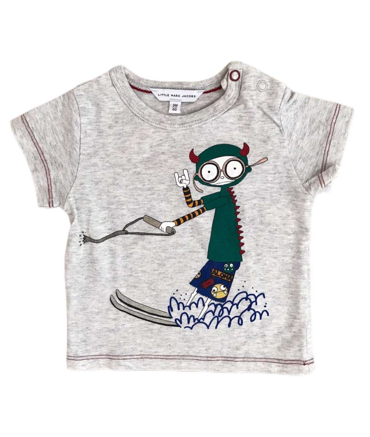 TSHIRT - LITTLE MARC JACOBS - 3 MOIS