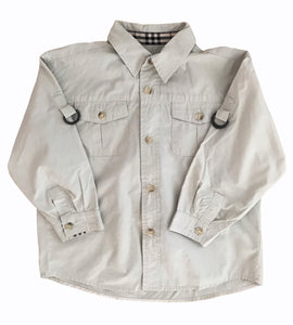 SHIRT - BURBERRY - 4 YEARS