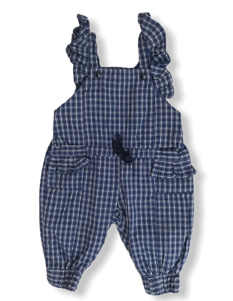DUNGAREES - VINTAGE - 6 MONTHS