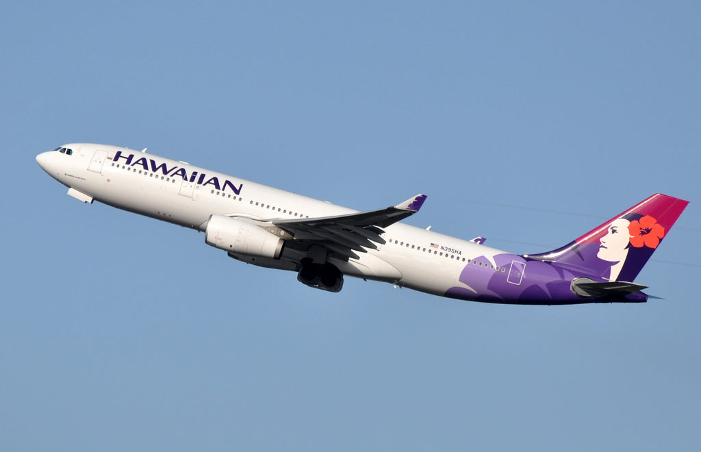 Flying with a Bike on Hawaiian Airlines