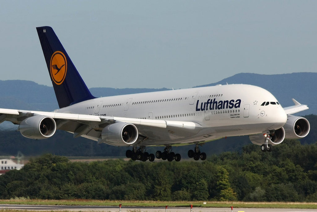 Flying with a Bike on Lufthansa