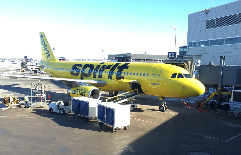 Flying with a Bike on Spirit Airlines