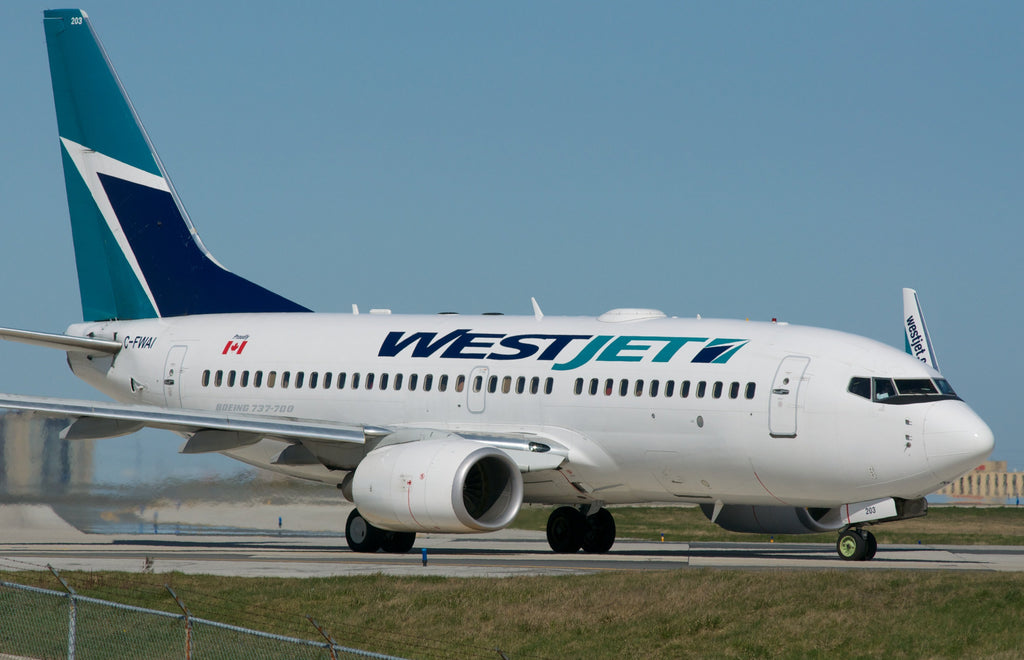 Flying with a Bike on WestJet (A+ Rated)