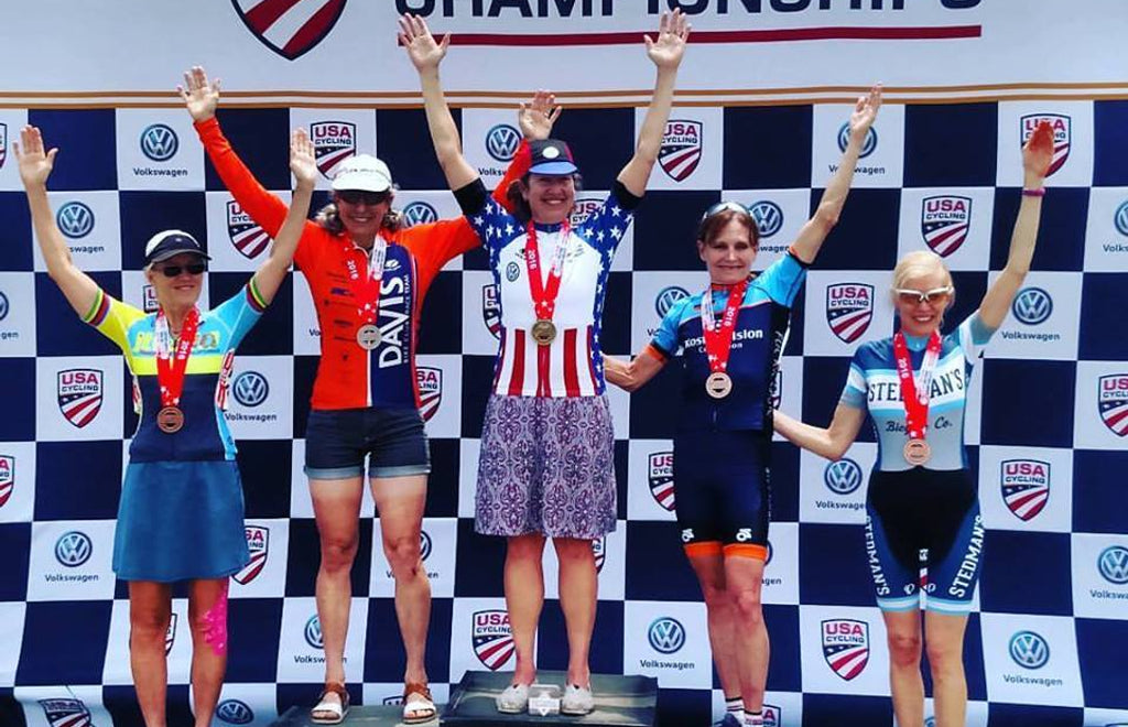 Ninjas Unmasked - An Interview with Colorado Cyclist Sue Lloyd