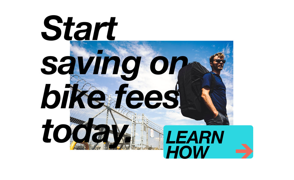 start saving on bike fees