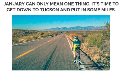 The cyclists guide to tucson