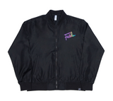Fidels Bomber Jacket - Black (Harvest 2)
