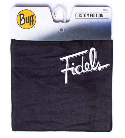 Fidels x BUFF Headwear BLACK