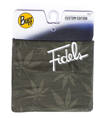 Fidels x BUFF Headwear LEAF PATTERN