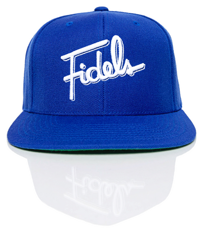 Fidels Royal Blue Snapback