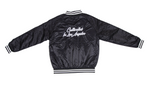 Fidels Black Varsity Jacket